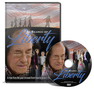 In Search of Liberty Constitution Movie - DVD