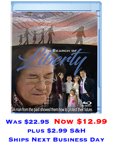 In Search of Liberty BD