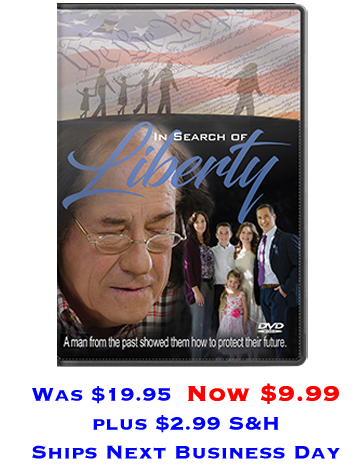 In Search of Liberty DVD