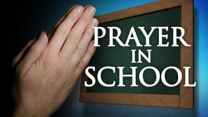 Prayer in school