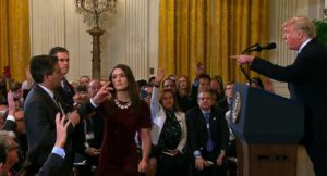 Acosta ousted from White House