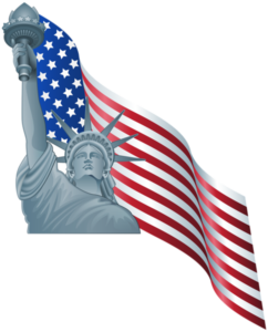 American_Flag_and_Statue_of_Liberty