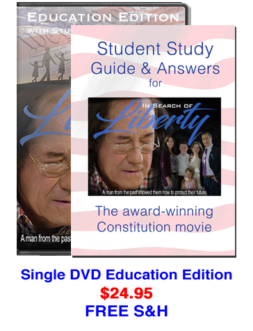 Liberty DVD EE retail