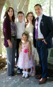 Ellis family portrait from In Search of Liberty movie